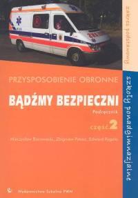Bądźmy bezpieczni cz.2-podręcznik