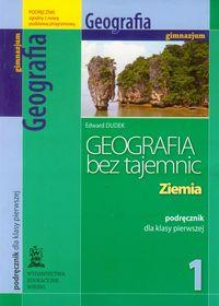 Geografia bez tajemnic 1 Podręcznik Gimnazjum
