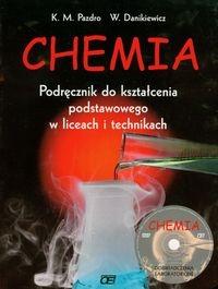 Chemia Podręcznik + CD