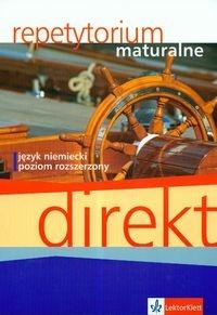 Direkt repetytorium maturalne z płytą CD język niemiecki