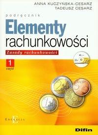 Elementy rachunkowości część 1 podręcznik + CD