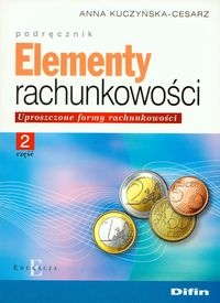 Elementy rachunkowości część 2 podręcznik