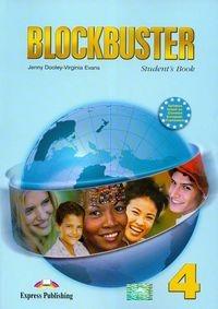 Blockbuster 4 Sudents book