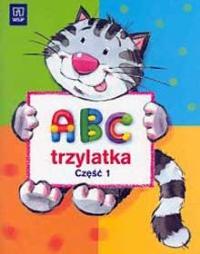 ABC trzylatka cz.1 WSiP