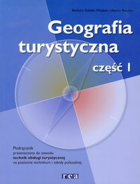 Geografia turystyczna Część 1 Podręcznik