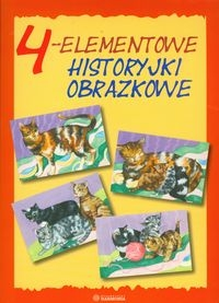 4 elementowe historyjki obrazkowe