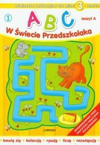 ABC w świecie przedszkolaka 1 dla dzieci 3-letnich