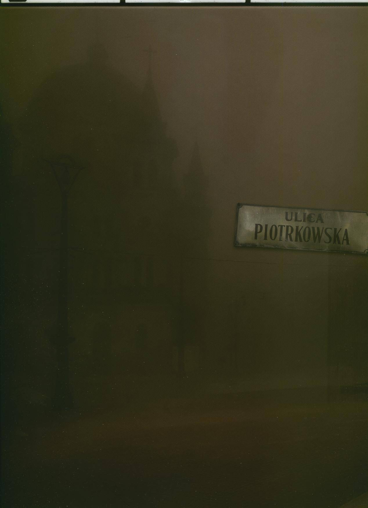 Ulica Piotrkowska spacer pierwszy/spacer drugi (komplet)