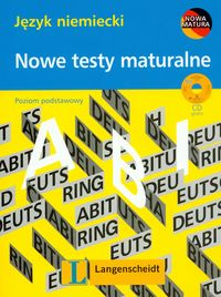 J.niemiecki nowe testy maturalne+cd gratis