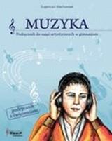Muzyka gim-podręcznik do zajęć artystycznych