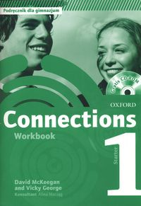 Connections 1 Starter Workbook + CD ćwiczenia