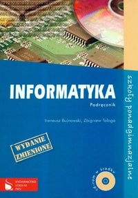 Informatyka Podręcznik z płytą CD