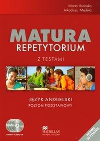 Matura Repetytorium z Testami z płytami CD