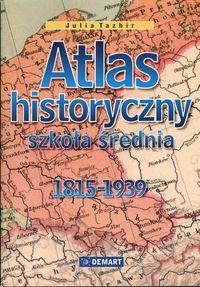 Atlas historyczny 1815-1939