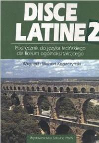 Disce Latine 2 podręcznik do języka łacińskiego