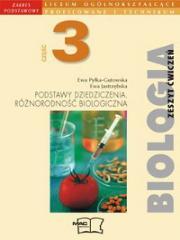 Biologia cz.3 szk.śr-zeszyt ćwiczeń