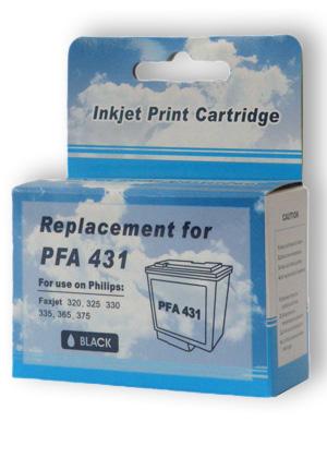 Tusz Czarny Philips PFA 431 zamiennik PFA-431