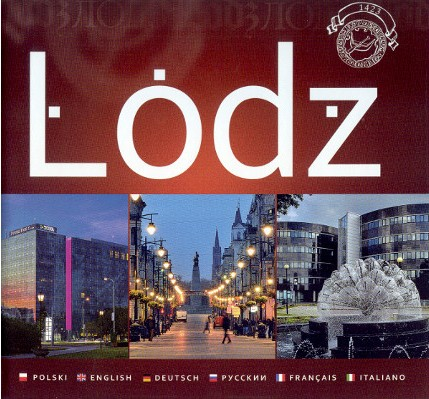 Łódź-album fotograficzny