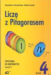 Liczę z Pitagorasem 4 Ćwiczenia część 1