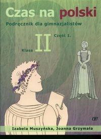 Czas na polski 2 Podręcznik Część 1