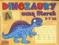 Dinozaury uczą literek 5-7 lat