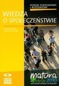 Wiedza o społeczeństwie poziom podstawowy i rozszerzony podręcznik